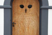 Doors to Welcome