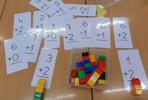 Matemáticas para jardín de infantes