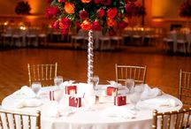 Red and Gold Weddings