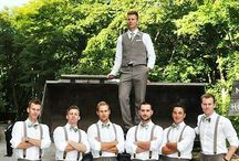 Grooms - mustn't forget our men!! They need to look the part too