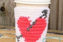 sant valentine's crochet