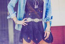 Detalhes de moda que inspiram / Aqueles detalhes de roupa que fazem toda a diferença na produção