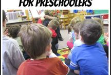 Preschool / by Stacey Kahler