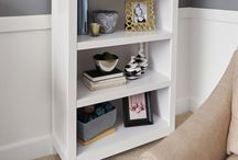 Bookcase/Shelf Styling