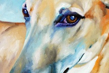 Greyhounds / My favorite things greyhound / by Shirley Stadler