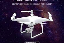 Dronestore / Drones e infografías de Dronestore