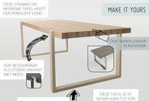 Product van de maand - meubels / Bekijk hier maandelijks een van onze favoriete meubels die wij speciaal voor u hebben geselecteerd.