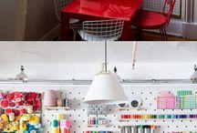 my dream workroom