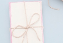Brown Paper Packages Tied up with String / Pretty packages / by Campbell Burns