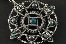 Wire Wrap Jewelry / by Teresa Manning