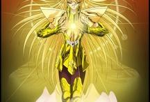 シャカ / 乙女座の黄金聖闘士