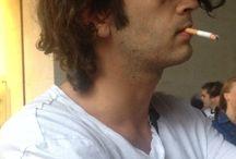 matty smoking