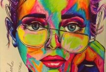 colored pencil / by Kris Ligon