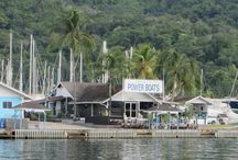 Caribbean Islands / Sailing the Caribbean