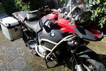 BICI E MOTO  BIKE AND MOTORBIKE
