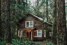 Case nel bosco