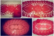 Crochet Doily / crochet