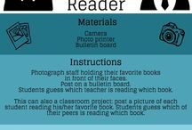 Literacy Activities: All Ages / Infographics. Free or inexpensive school- or community-wide literacy activities for all ages.