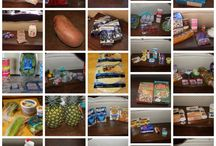 Grocery Collages