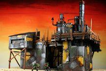 warhammer scrap building inspirations