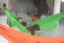 Terraza Campestre de Casa Pablp / Hamacas, clima fresco, camping, Carpas y un excelente servicio que nos identifica... Te esperamos
