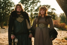 Viking wedding inspiration