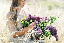 Spring Weddings / Inspiration for the modern spring bride!