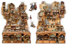 doll`s houses