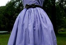 Dresses sewn