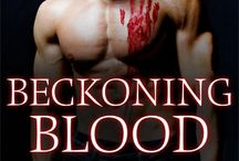Beckoning Blood - Cover and Quotes / Gay vampire/paranormal romance book quotes and cover