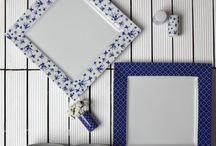 Blue Passion Collection / Romantik, tutkulu ve mavinin serinleten etkisi ile içinizi ferahlatacak bir koleksiyon; Blue Passion