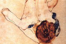 nus en peinture nude painting