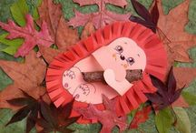 podzimní nástěnka