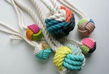 no de corda para colar ou acessórios