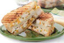 Sandwiches (Panini)
