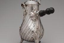 Café et thé au XVIIIe siècle