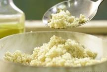 Reis/Hirse/Couscous/kartoffel