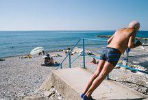 Fotografie d'estate / Summer pics: beach and sun!