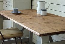 Trestle Tables on THE MINT LIST
