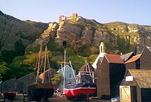 To do in Hastings / Things I want to see and to when in Hastings the summer of 2012.