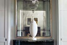 interior details mirrors