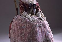 1720's Women's Clothing / by Tami Crandall