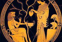 Ancient Greece art and myth