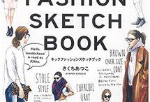 styling sketchbook