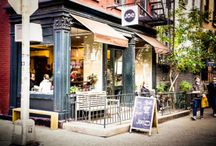 New York City Cafes / the best of the best