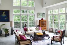Design | Lighting Up Your Life, Naturally / Living with wonderful windows and skylights / by Merry