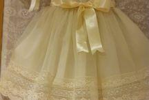 Vestidos de bebé clásicos