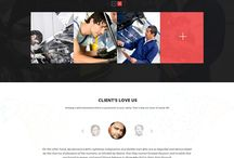 website design - work