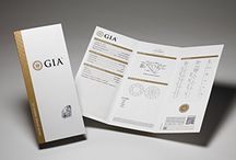 THE 4-C'S AND BASIC GEMSTONE INFORMATION  / Diamonds: Color, Clarity, Cut, Carat. Gemstone care and identification reports.