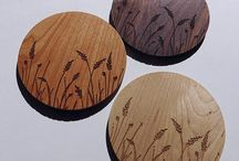 Wooden Engravings